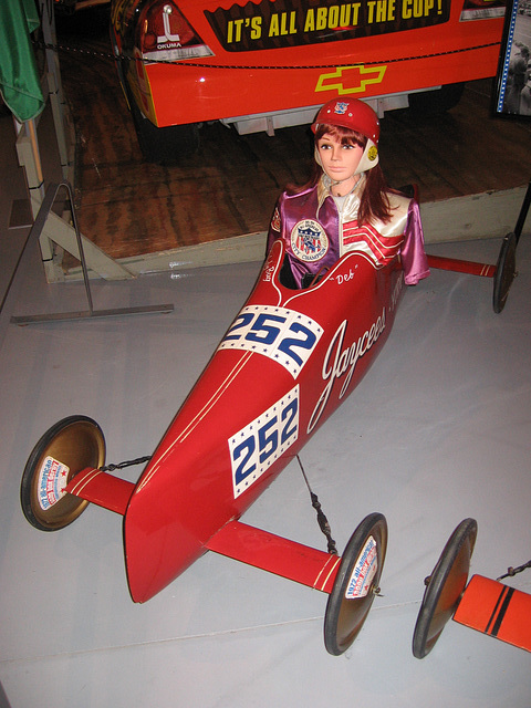 Soap Box Derby Car, AACA Museum, Hershey, Pa.
