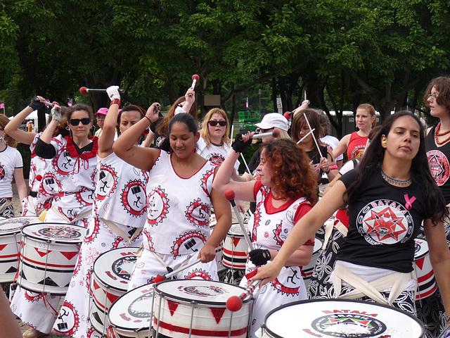 Batala Percussion Band
