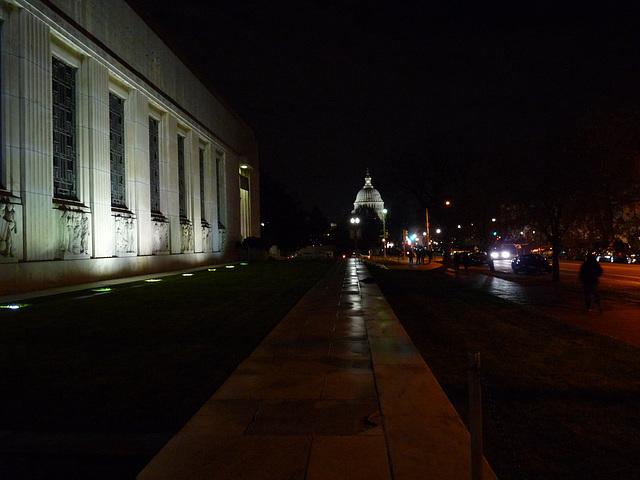 DC evening