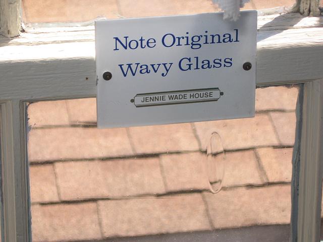 Original Wavy Glass