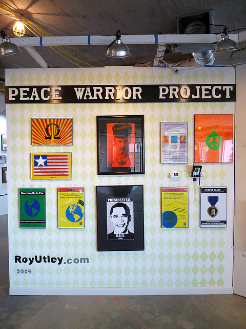 Peace Warrior Project