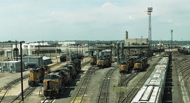Union Pacific North Yard, Globeville, CO