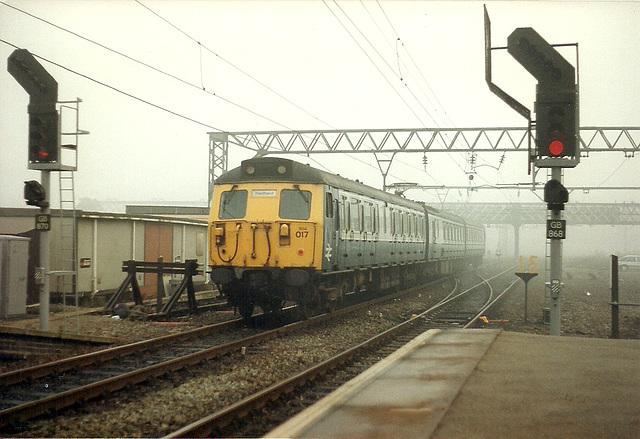 Derbyshire bound