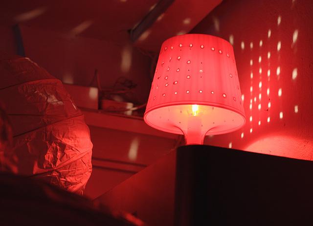 Red Illumination