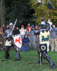 Jibril Fighting at the Fort Tryon Park Medieval Festival, October 2009