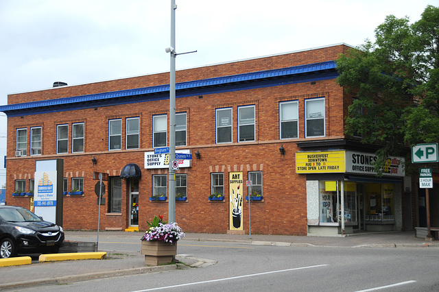 Stone's Office Supply, Sault Ste. Marie
