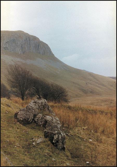 hills above Glencar