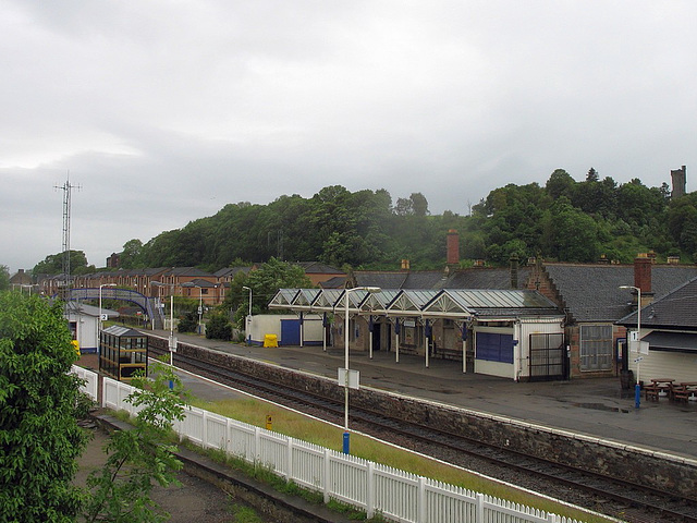 Dingwall station