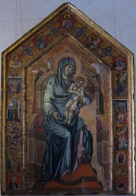 Madonna mit Gotteskind