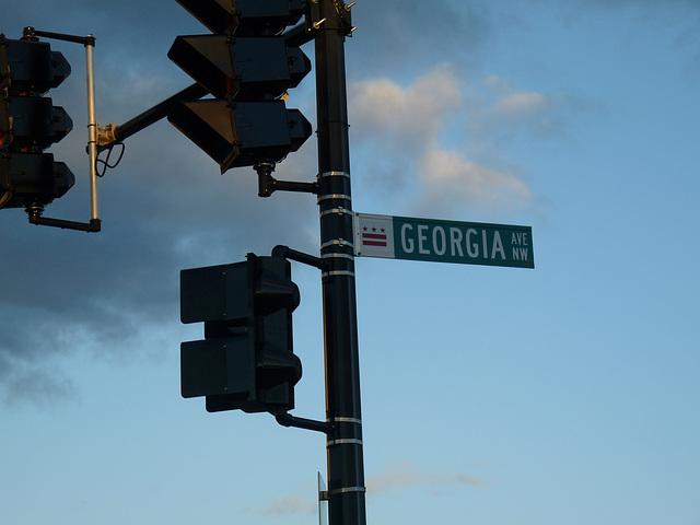 Georgia Ave.