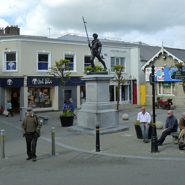Wexford 2013 – Monument for the 1798 Rebellion