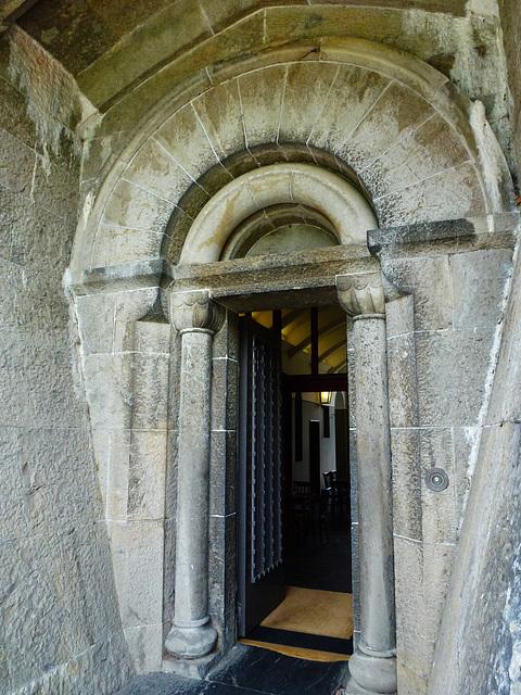 penrhyn castle, gwynedd