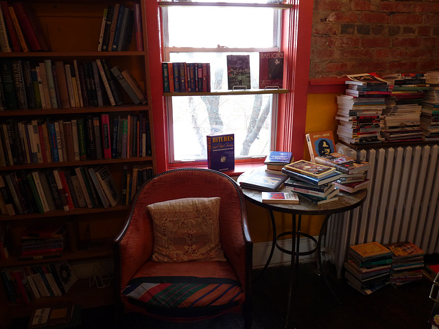 Kensington Row Bookshop, Kensington, MD