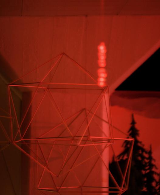 Kristallen hut II