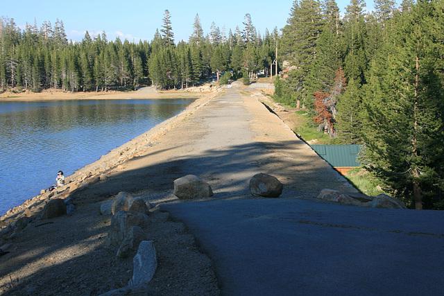 Lower Blue Lake Dam