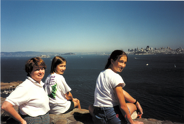 Golden Gate Girls in the Minivan Years