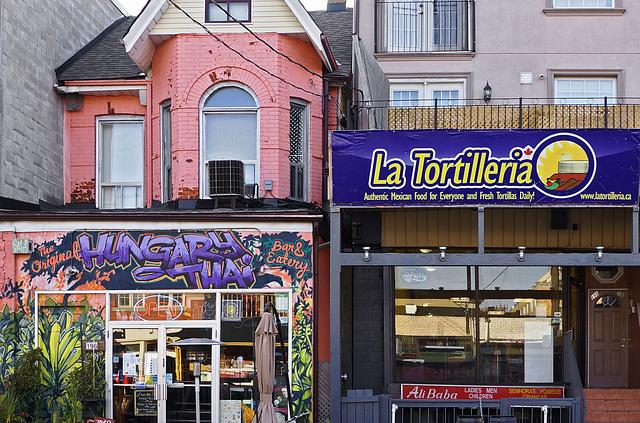 The Original Hungary Thai – Augusta Avenue, Toronto, Ontario