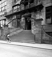 167 Renfrew Street, Glasgow.