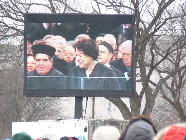Justice Sotomayor
