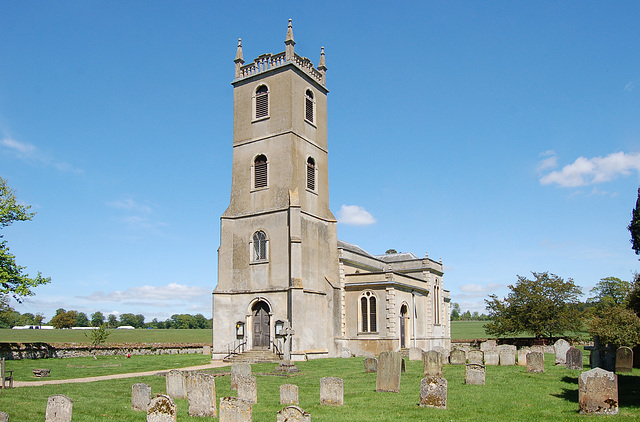 St Genevieve's Church, Euston, Suffolk