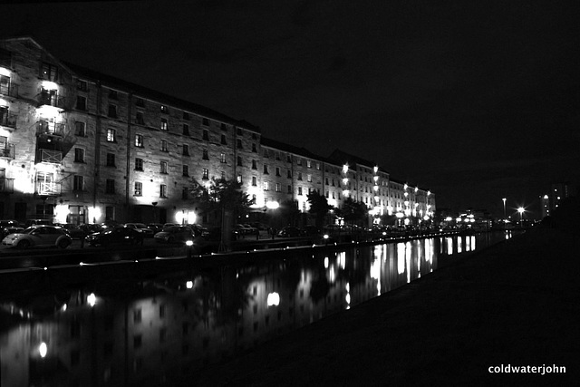 Speirs Wharf - Night Images