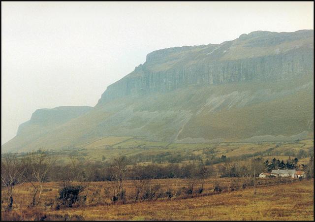 Ben Bulben and King's Mountain