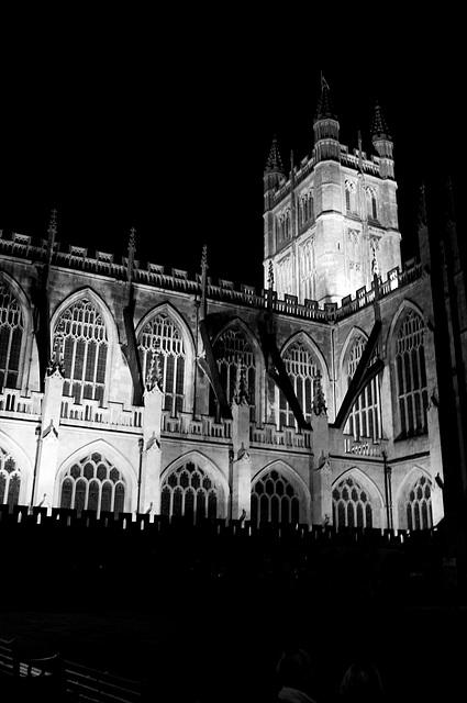 Bath Abbey Night GRD 1