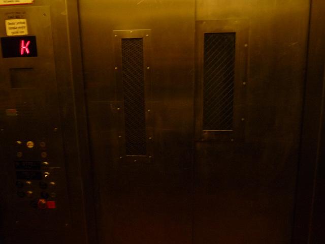 metro elevator