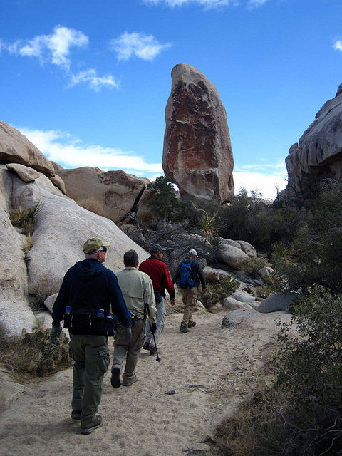 Hike To Garret's Arch (5646)