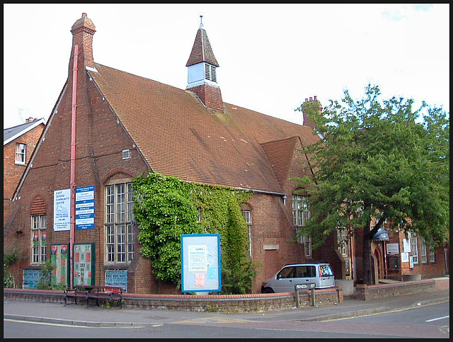 East Oxford Community Centre 2004