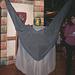 Judith Dressed as a Bird Mummer at the Brooklyn Children's Museum, 2004