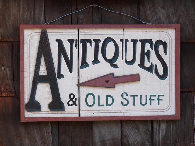 antiques & old stuff