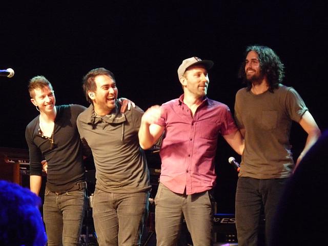 Mat Kearney & band