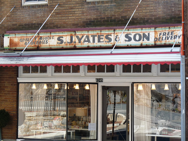 Yates & Son