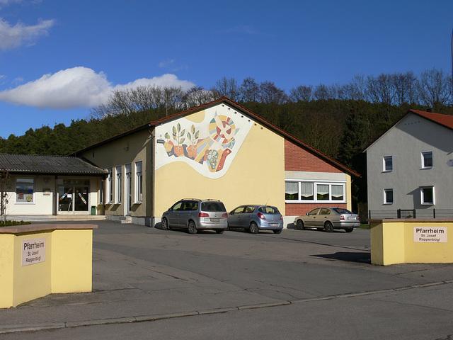 Pfarrheim Rappenbügl