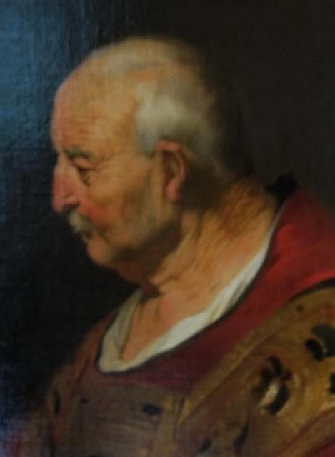 Portät eines alten Mannes