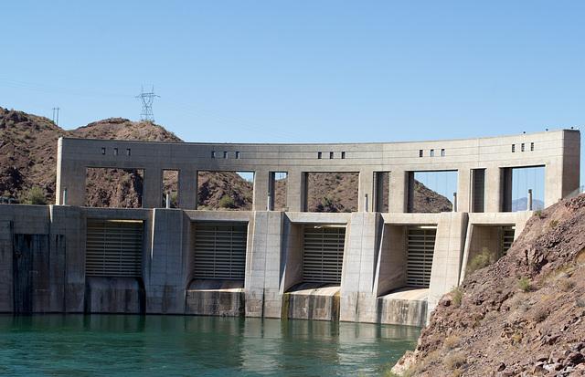 Parker Dam, Colorado River  (0694)
