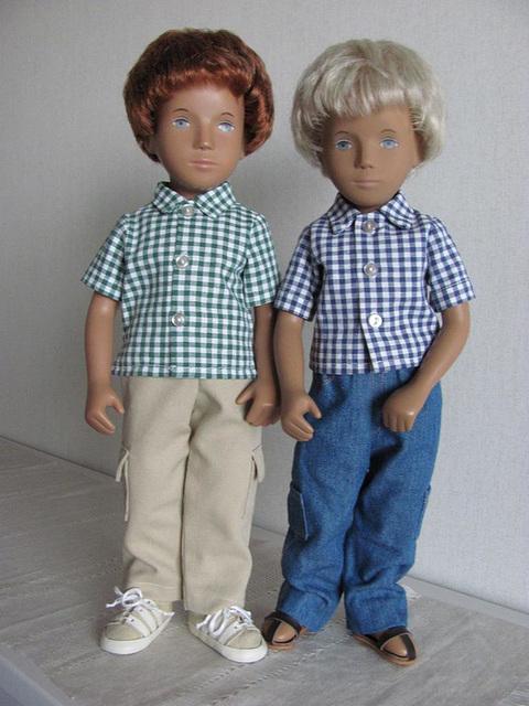 Gregor and Gregor