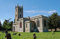 St Genevieve's Church, Euston, Suffolk