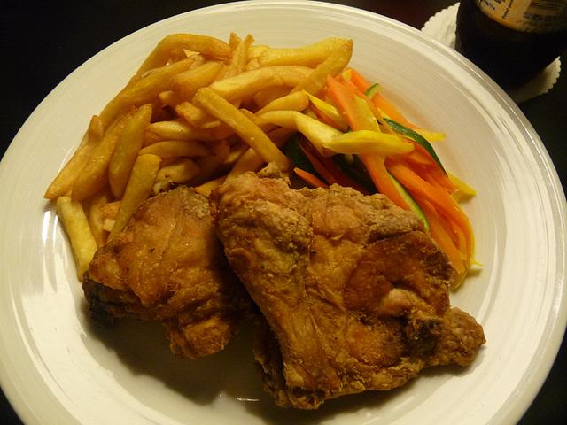 bahamian chicken