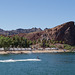 Parker, AZ: Colorado River & California (0686)