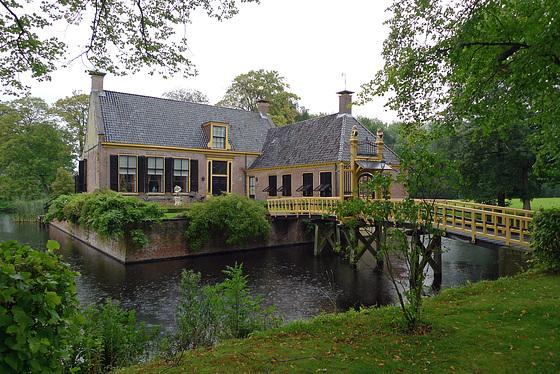 Nederland - Jelsum, Dekema State