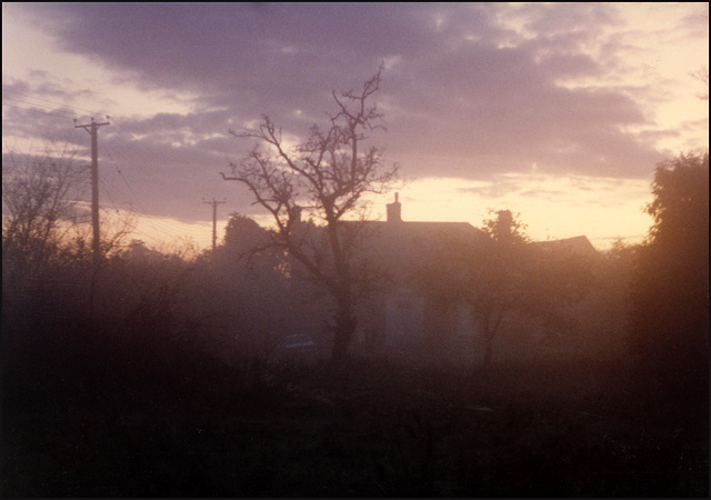 Suffolk dawn