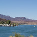 Parker, AZ: Colorado River & California (0680)