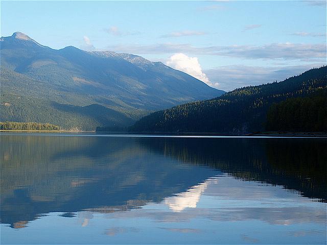 Columbia River in British Columbia