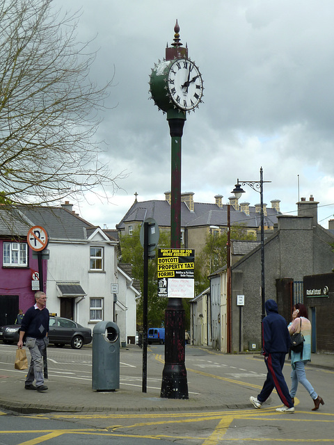 Waterford 2013 – Clock