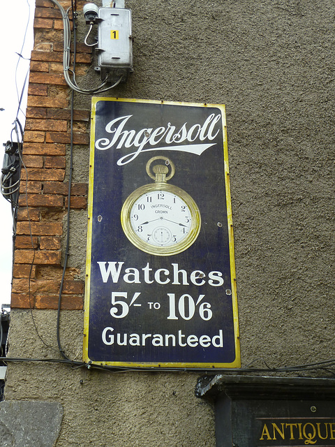 Waterford 2013 – Ingersoll Watches
