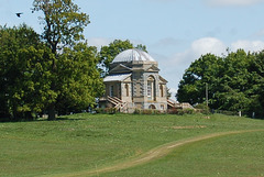 Pavilion, Euston Hall, Suffolk