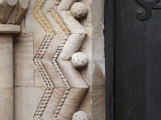 Detail St GIles Church #1