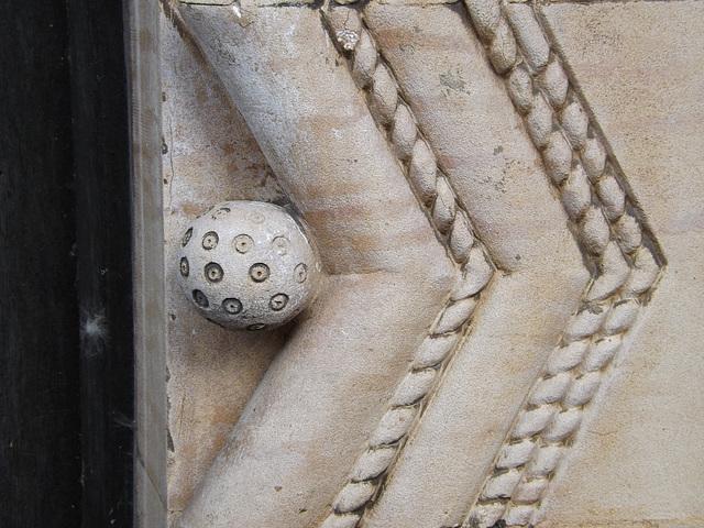 Detail St Giles Church #2